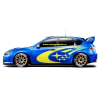 Наклейки на Subaru