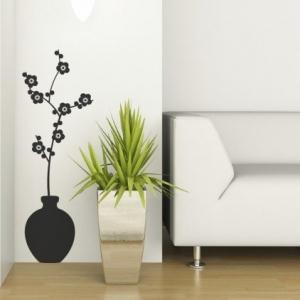 Растение, наклейка