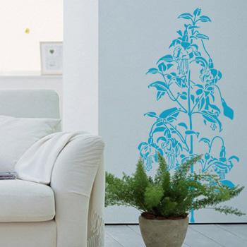 Декоративный узор - деревце