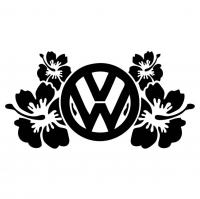 vw flowers