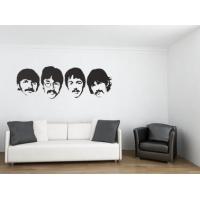 Beatles, наклейка