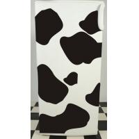 наклейка на холодильник - Коровка