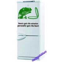 Личность - наклейка на холодильник