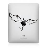 Наклейка на Apple Mac - Летучая мышь