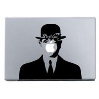 Наклейка на Apple Mac - Детектив
