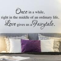Fairytale - наклейка