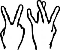 vw fingers