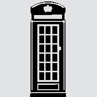 Лондонский таксофон
