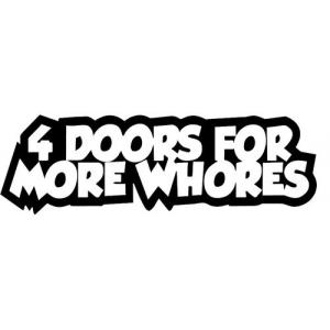 4 doors for