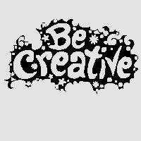 Будь креативным