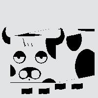 Бикубическая корова