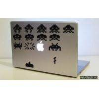Наклейка на Apple Mac - Игра
