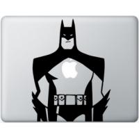 Наклейка на Apple Mac - Бэтмэн