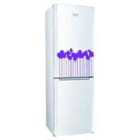 Коктейли - наклейка на холодильник
