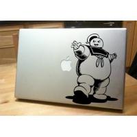 Наклейка на Apple - Толстяк