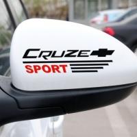 Cruze Sport наклейка на зеркала