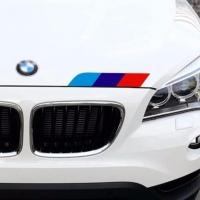 Наклейка BMW m-colors
