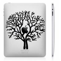 Наклейка на Apple - Дерево
