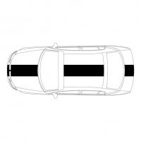 1 полоса на авто - ширина 40 см