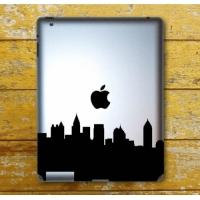 Наклейка на Apple Mac - Большое яблоко