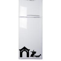 наклейка на холодильник - Дом,милый дом